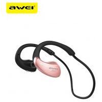 Fone De Ouvido Bluetooth Earphone Awei A885Bl - Rosa
