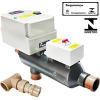 Aquecedor E Ionizador Para Piscinas Até 60 Mil Litros Global 60 220V 14Kw