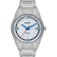 Relógio Orient Sport Masculino Mbss1284 S2Sx - Masculino-Prata