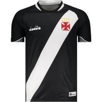 Camisa Diadora Vasco I 2018 11 Maxi Masculina - Masculino