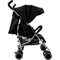 Carrinho De Bebê Abc Design Genua Woven Black (Capota Estendida) - Tricae
