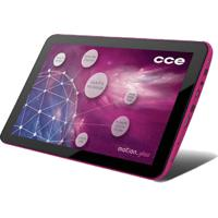"""Tablet Cce Motion Gloss Tr92P - Dual Core - 8Gb - Wi-Fi - Tela De 9"""" - Android 4.2 - Rosa"""