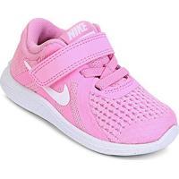 Tênis Infantil Nike Revolution Masculino - Feminino-Rosa
