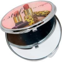 Espelho Para Maquiagem Style