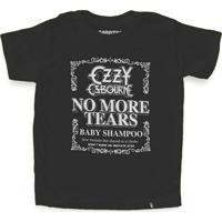No More Tears - Camiseta Clássica Infantil