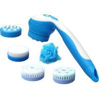 Massageador Complete Bath Rm - Mb0719 - Relaxmedic - Massageador Complete Bath R. Rm - Mb0719 - Relaxmedic