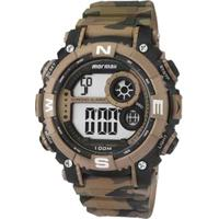 Relógio Digital Mormaii Mo12579A/8V Verde