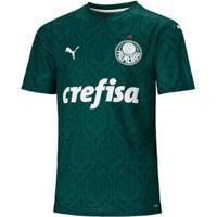 Camisa Palmeiras Puma I 20/21 S/Nº Masculina - Masculino