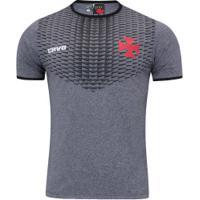 Camiseta Do Vasco Da Gama Blitz - Masculina - Cinza Esc Mescla