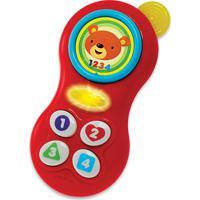 Telefone Do Bebe Winfun