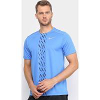 Camiseta Nike Miler Dri-Fit Masculina - Masculino