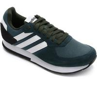 Tênis Adidas 8K Masculino - Masculino-Preto+Branco
