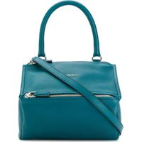 Farfetch  Givenchy Bolsa Tiracolo Pandora Grande - Azul 81237fe354e