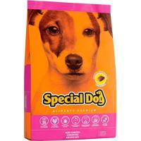 Ração Para Cães Filhotes Special Dog Júnior Raças Pequenas 5Un 3Kg