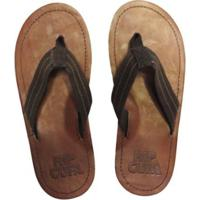 Chinelo Rip Curl Uppers - Masculino-Marrom