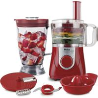 Multiprocessador All In One + Citrus Vermelho Philco 127V