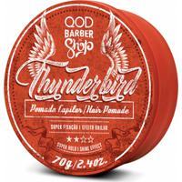 Pomada Qod Barber Shop Modeladora Qod Barber Incolor - Incolor - Masculino - Dafiti