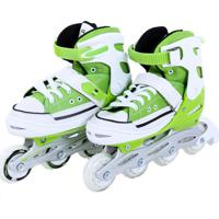 Patins Bel Sports All Style Street Rollers - Verde - Tricae