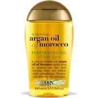 Óleo Capilar Ogx Argan Oil Of Morocco Penetrating Oil 100Ml - Kanui