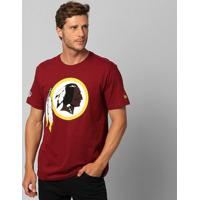 Camiseta New Era Nfl Washington Redskins - Masculino