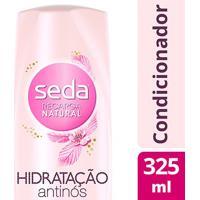 Condicionador Seda Hidratação Antinós 325Ml - Feminino-Incolor