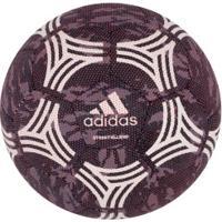 Bola De Futebol De Campo Adidas Tango Allround - Cinza