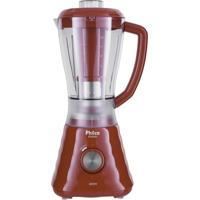 Liquidificador Vermelho 900W Philco 220V Ph800