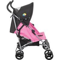 Carrinho De Bebê Tutti Baby 03300.30 Easy Rosa Se