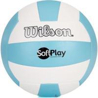 Bola De Vôlei Wilson Soft Play - Unissex