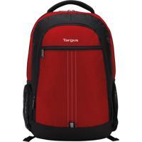 Mochila Targus Para Notebook 15.6 Polegadas City Vermelha Tsb89003
