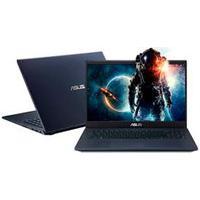 "Notebook Gamer Asus, Intel® Core? I5 9300H, 8Gb, 256Gb Ssd, 15,6"" Full Hd 120Hz, Nvidia® Gtx 1650, Preto - X571Gt-Al887T"
