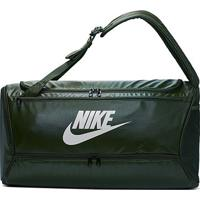 Mala Nike Brasilia Duff M - 60 Litros - Unissex-Musgo