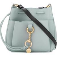 See By Chloé Drawstring Shoulder Bag - Azul