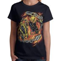Camiseta Fire Battle