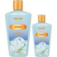 Kit Love Secret Angel Kit - Loção Desodorante + Loção Desodorante - Feminino-Incolor