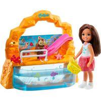 Barbie Club Chelsea Aquário - Mattel - Kanui