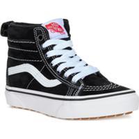 Vans Kids Hi-Top Sneakers - Preto