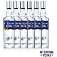 Vodka Wyborowa 750Ml - 06 Unidades