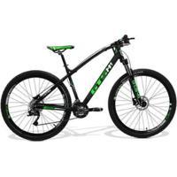 Bicicleta Gts I-Vtec Absolute Aro 29 Freio A Disco Hidráulico Câmbio 27 Marchas E Amortecedor - Unissex