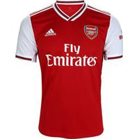 Camisa Arsenal Home 19/20 S/Nº Torcedor Adidas Masculina - Masculino