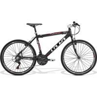 Bicicleta De Corrida Gts Advanced 2.0 Aro 26 Câmbio Shimano 24 Marchas Freio V-Brake E Garfo Rígido - Unissex