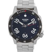 4f77f89e1 Relógio Nixon Ranger A506 000 Prata