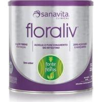Floraliv Sanavita Lata 225G - Unissex-Sem Sabor