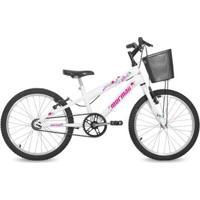 Bicicleta Aro 20 Next Com Cesta Mormaii Infantil - Unissex