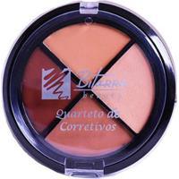 Corretivos Bitarra Beauty 4 Cores - Unissex-Incolor