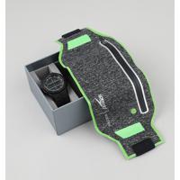 Kit De Relógio Digital Speedo Masculino + Porta Objetos - 81135G0Evnp3Ka Preto - Único