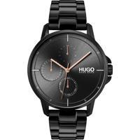 Relógio Hugo Boss Masculino Aço Preto - 1530127