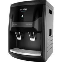 Bebedouro Refrigerado Por Compressor 110V Preto New-Up