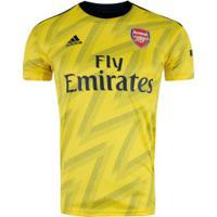 Camisa Arsenal Ii 19/20 Adidas - Masculina - Amarelo