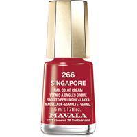 Mini Esmalte Cremoso Mavala Color Singapore N266 5Ml - Feminino-Incolor